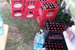 2014-06-21 Die Getränke stehen bereit