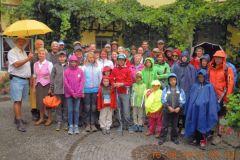 2014-08-12 Gruppenbild mit Familie Schweiger