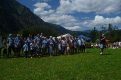 2014-08-12 Der Neumarkter Turnverein meldet 47 Wanderer