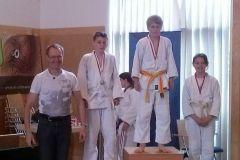 2015-05-16 Daniel Mayr, 2. Platz bis 40 kg