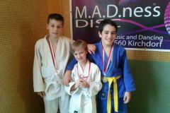 2015-05-16 Medaillengewinnen Daniel, Valentin und Paul