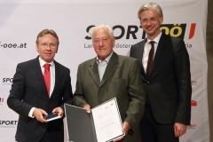 2015-06-29 Union Präs. Franz Schiefermair, Hans Gföllner, LR Dr. Michael Strugl