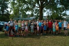 2015-08-13 Los geht's beim Turnerheim