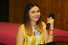 2016-02-06 Moderatorin des Tages: Anja