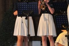 2016-04-30 Verena und Julia beim Solo