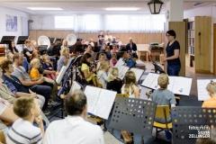 2016-06-17 Zahlreiches Publikum beim Abschlusskonzert