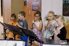 2016-06-17 Die Kleinen beginnen das Programm