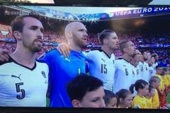 2016-06-18 Beginn Fussballspiel bei der EM in Frankreich