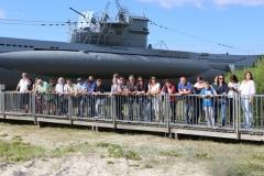 2016-06-24 Besichtigung der U-995 in Laboe