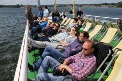 2016-06-24 Bootfahrt auf der Schlei - Ostseefjord