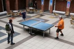 2016-06-24 Beliebtes Tischtennis in der Jugendherberge