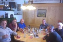 2016-10-12 Gemütliches Abendessen mit Weinbegleitung