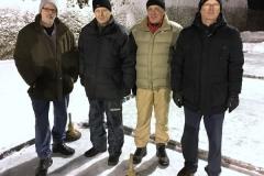 2017-01-08 Moarschaft Montagriege die späteren Sieger