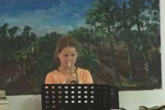 2017-06-23 Trompete: Theresa