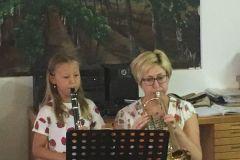2017-06-23 Lucia im Duett mit Mama