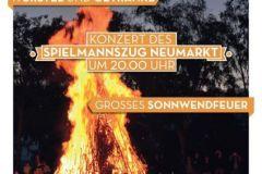 2017-06-24 Plakat Sonnwendfeuer