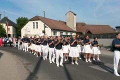 2017-07-07 Marsch vom Turnerheim zum Marktplatz