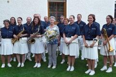 2018-06-09 Ständchen zum 80er für Anna Aspöck