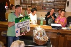 2018-10-13 Nettes Gastgeschenk der Steirer