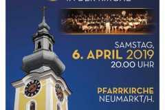 2019-04-06 Plakat Konzert in der Pfarrkirche