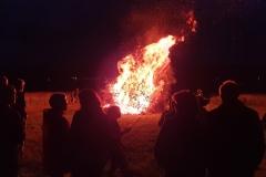 2019-06-22 Der Holzstoß brennt