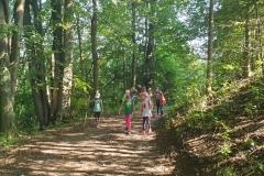 2020-08-06 Bewegte Ferien - Wandertag Bauernroas