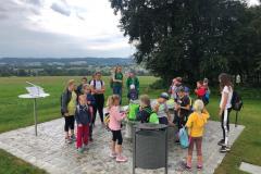2020-08-18 Bewegte Ferien - Wandertag nach Pötting