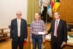 2020-09-25 Danke für 16 Jahre Zeugwart Alois Ennser