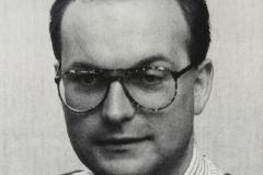 1994 Portrait von Gerald Stutz im ersten Obmannjahr