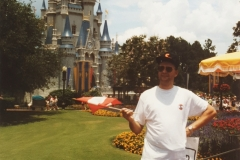1993-06 SZ-USA Tournee, Walt Disney World Orlando