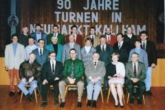 1994-04-06 Erster Turnrat unter Obmann Gerald Stutz