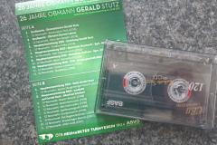 2020-09-25 Kassette mit Aufnahmen der JHV 2020