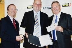 2012-10-09 Verleihung des Titels Konsulent der OÖ Landesregierung für das Sportwesen