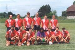1993-06-18 Konzertreise USA, Fußballturnier