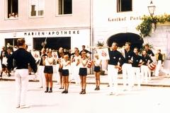 1964-07-10 Bezirksturnfest, Marktplatz Neumarkt