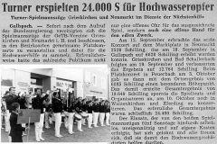 1965 Hochwasserkonzert