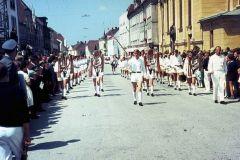 1966-07-08 Erster Besuch der Kieler Sprotten in Neumarkt