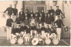 1966 SZ-Gruppenbild