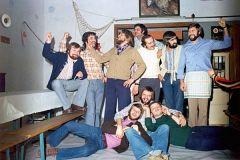 1974 SZ-Weihnachtsfeier