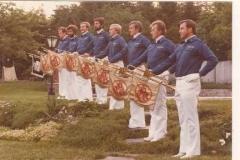 1977 SZ-Gruppenbild Fanfaren