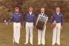 1977 SZ-Gruppenbild Schlagwerk