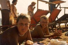 1979-09-21 Konzertreise Spanien, Calella - Sauer, xy