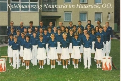 1985 SZ-Gruppenfoto