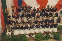 1991 SZ-Gruppenfoto