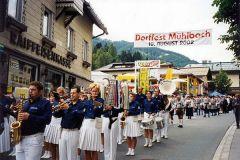 2002-08-10 Dorffest in Mühlbach