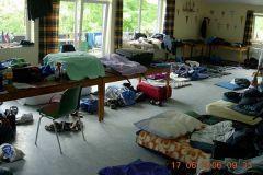 2006-06-14 Riese nach Kiel, 5-Sterne-Quartier