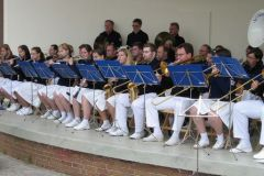 2006-06-14 Riese nach Kiel, Konzertmuschel Laboe