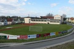 1998 Jahnwiese mit Werbetafeln seit 1998