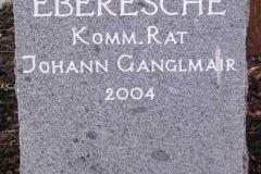 2004 Eberesche, Komm.Rat Ganglmair