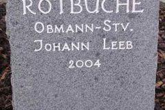 2004 Rotbuche, Obmann-Stv. Leeb